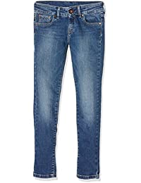 Pepe Jeans New Saber, Jeans Fille