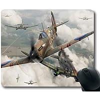 Yanteng Aviones de la Guerra Mundial, Alfombrilla de ratón, Casco de Caza, Alfombrilla