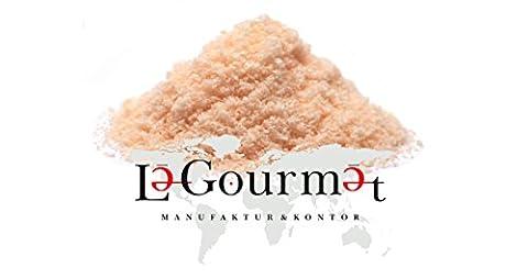 Le Gourmet MURRAY RIVER Pink Flakes / rosa-pfirsichfarbene Salzflocken /