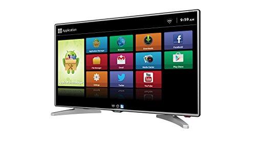 Mitashi 80 cm (31.5 inches) MiDE032v02-HS HD Ready LED Smart TV (Black)