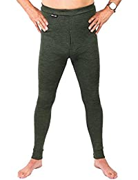Mens 1 Pack Ussen Baltic Thermal Long Johns In 2 Colours