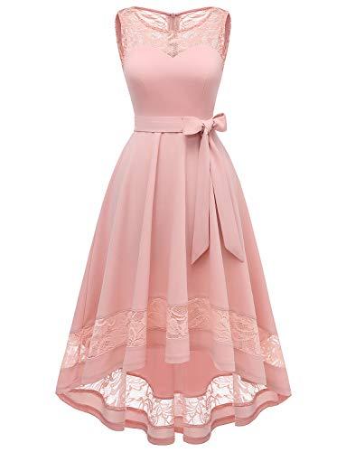 Horror Kleid - Gardenwed Damen Kleid aus Spitzen Elegant
