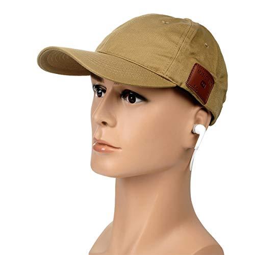Chennie Sport Baseball Hut Drahtlose Smart Music Cap Kopfhörer Headset Lautsprecher Mikrofon
