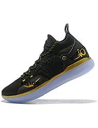 KD 11 Kevin Durant Champion AO2604 004 Black Gold Zapatillas de Deporte para Hombre