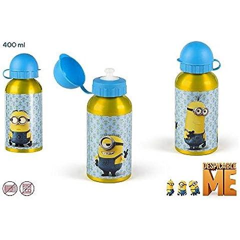 Botella de aluminio de los Minions (400 ml)