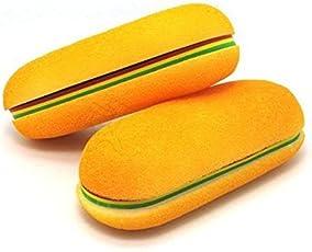 Shopaholic Hot Dog Shape Memo Pads For Writting Memos & Notes.