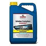 Nigrin 20208 Scheiben-Frostschutz Energizer Plus Fertigmix bis-30° 3 Liter, durchsichtig, 3 L