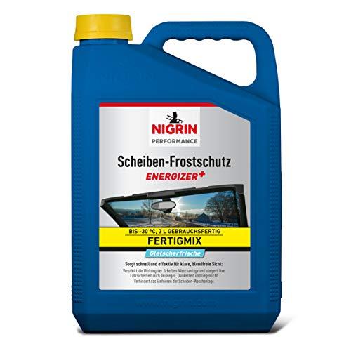 Scheiben-Frostschutz Energizer Plus Fertigmix bis -30 Grad, 3 L