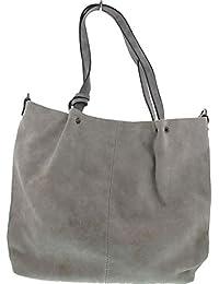 73eed5387e4c Emily   Noah Women s Tote Bag Grey Lightgrey-grey Nos