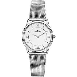 Dugena Women's Quartz Watch Dugena Basic 4460439 with Metal Strap