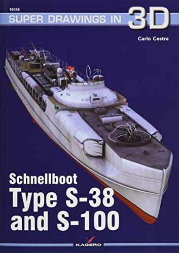 Price comparison product image Schnellboot. Type S-38 and S-100 (Super Drawings in 3D)