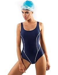 Damen Bademode / Schwimmanzug - verschiedene Farben