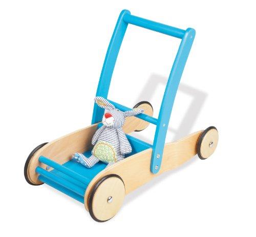 Preisvergleich Produktbild Pinolino 269497 - Lauflernwagen Uli, blau