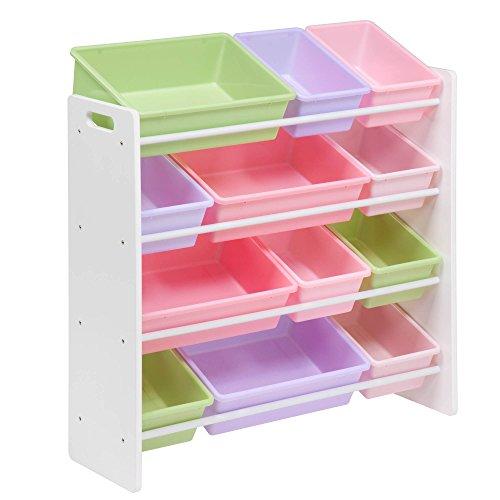 honey-can-do-srt-01603-meuble-de-rangement-pour-jouets-denfants-avec-12-casiers-plastique-multicolor