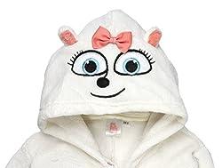 The Secret Life Of Pets Gidget Hooded Fleece Onesie Pyjamas All In One Girls Size UK 5-10 Years by The Secret Life Of Pets