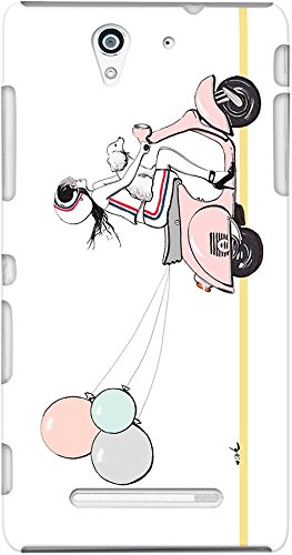 DailyObjects Sweet Ride Phone Case For Sony Xperia C3