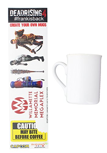 Preisvergleich Produktbild Dead Rising 4 Design Your Own Coffee Mug