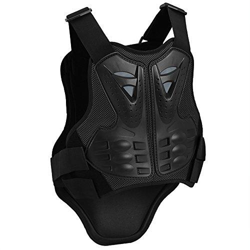 antWalking Rennsport Schutzwesten Wirbelsäule Brustpanzer Schutzausrüstung Radfahren Motorrad WesteSkifahren Reiten Skateboarding Brust Rücken Beschützer Anti-Fall Rüstung Gear (S)