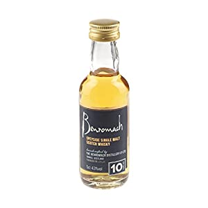 Benromach 10 year old Single Malt Scotch Whisky 5cl Miniature by Benromach