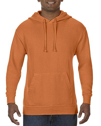 Comfort Colors Herren Sweatshirt Gr. Größe L, Burnt Orange