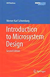[(Introduction to Microsystem Design)] [By (author) Werner Karl Schomburg] published on (August, 2015)