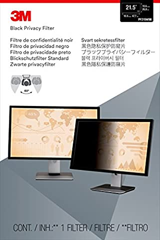 3M Privacy Filter - 21.5 inch Widescreen 16:9 -