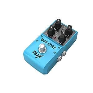 Effets guitare électrique NUX MOD CORE - 8 EFFETS DE MODULATION: CHORUS, FLANGER, PHASER, TREMOLO, ROTARY, PAN, U-VIBE ET LE VIBRA Tremolo - vibrato
