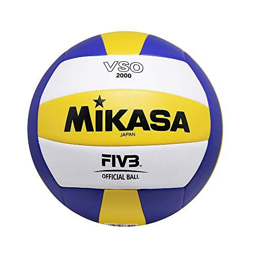 MIKASA vso-2000Volleyball Ball, blau
