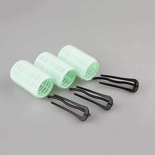 ZTYR Bigodino di capelli di plastica 1 Pack 3, contrassegnare prezzo era 5 pacchetto prezzi