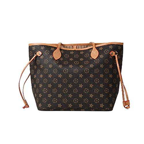 KSMG Look at My Bags Neverfull Style Canvas Bolsa