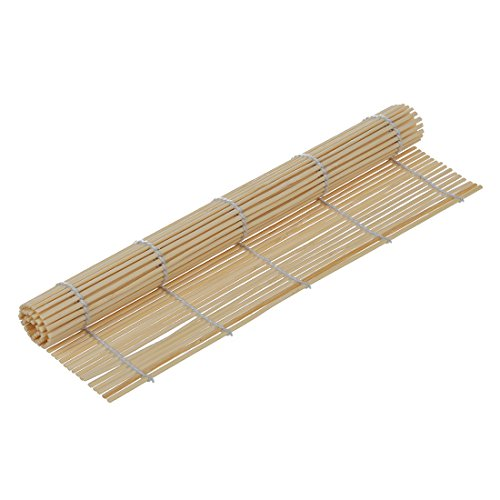 Sushi strumenti - toogoo(r) sushi giapponese stuoia di bambu' rotolo pad mat giapponese, cucina 23 centimetri x 24 centimetri