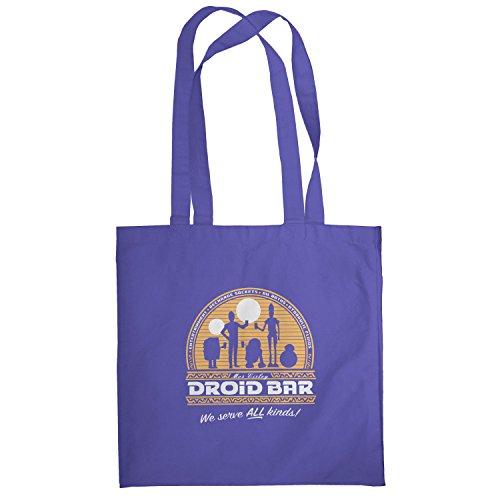 Darth Kostüm Sidious Kinder Für (TEXLAB - Droid Bar - Stoffbeutel,)