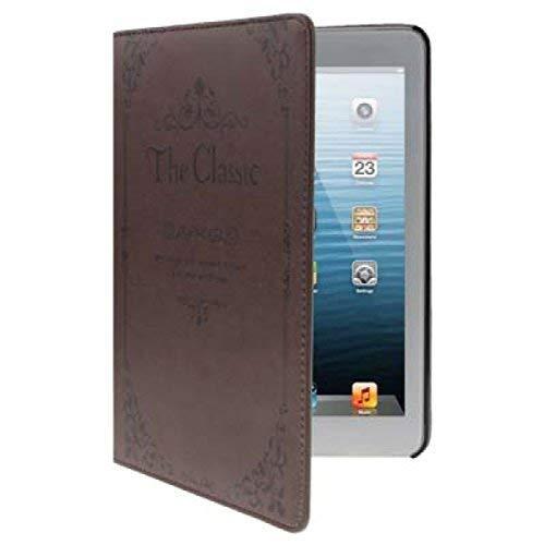 Hülle für Apple iPad Mini Smart Cover Kunstleder Case Schutz Etui Tasche Bumper Aufsteller mit Ständer Bibel - Cover Classic Book Bible