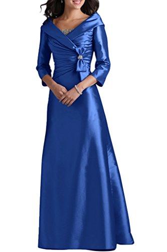 Ivydressing -  Vestito  - linea ad a - Donna blu royal