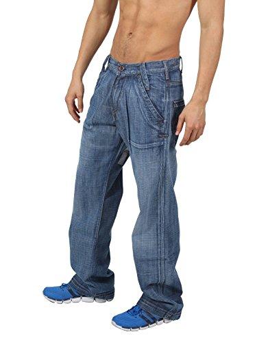 ENERGIE Herren Jeans TRINE TROUSERS in blau Blau
