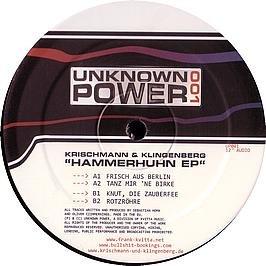 Krischmann & Klingenberg / Hammerhuhn EP