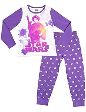 Star Wars - Pijama para niñas - Princesa Leia