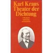 Schriften in den suhrkamp taschenbüchern. Zweite Abteilung. Acht Bände: Band 13 (Zweite Abteilung I. Band): Theater der Dichtung. Jacques Offenbach (suhrkamp taschenbuch)