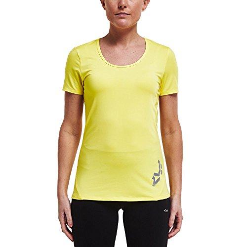 Rohnisch Women's Genna T-Shirt - SS17 yellow