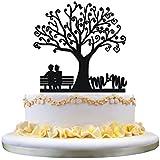 Sr. y Sr. topper de la torta de la boda, topper gay de la torta para la decoración del partido