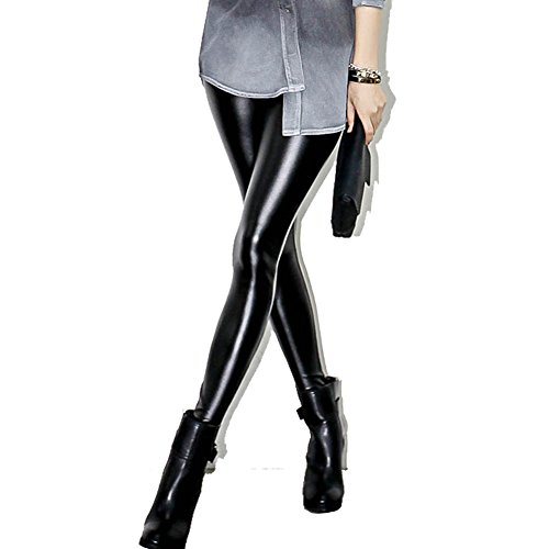 laixing-sexy-full-length-leggings-high-waist-latex-imitation-leather-tl-0801