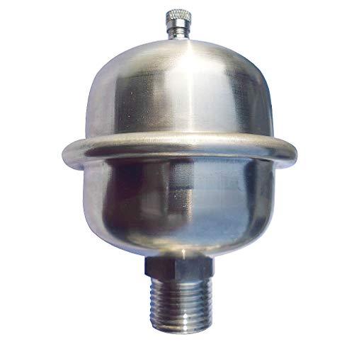 Stop Rohre von Schlagen Noise Rückflussverhinderer Reflex 0.16ltr trinkbar Ausdehnungsgefäß Schock Gegenhalter pv016C