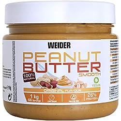 Weider Manteca de Cacahuete Vegana - 1000 g