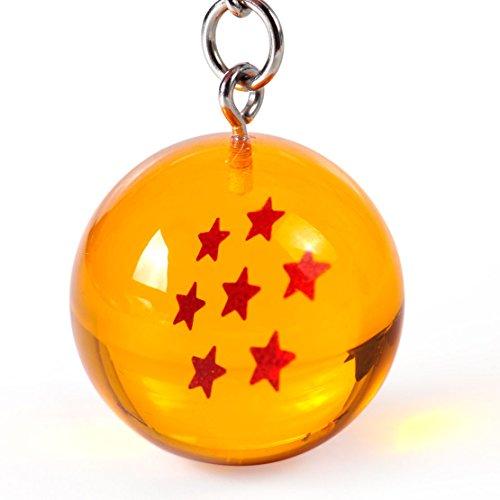 Llavero, acrílico, 2,7 cm, Dragon Ball Z, 7 stars