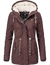 de es Amazon Mujer Ropa Ropa Ragwear abrigo xnS6wS