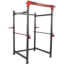 Jaula Power Rack Titanium para musculación y pesas