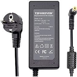 Chargeur Ordinateur Portable Acer 19V 2.37A 45W pour Acer Aspire One ES1 E1 F5 F15 Travelmate Extensa Alimentation Adaptateur Secteur Connecteur: 5.5 * 1.7mm
