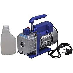 vidaXL Pompe à Vide Simple étage 50 l/Min pour systèmes de réfrigération