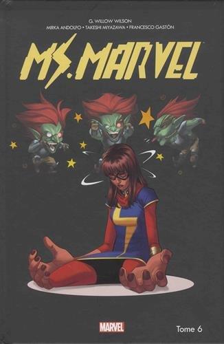Miss Marvel n° 6<br /> Dégâts par seconde