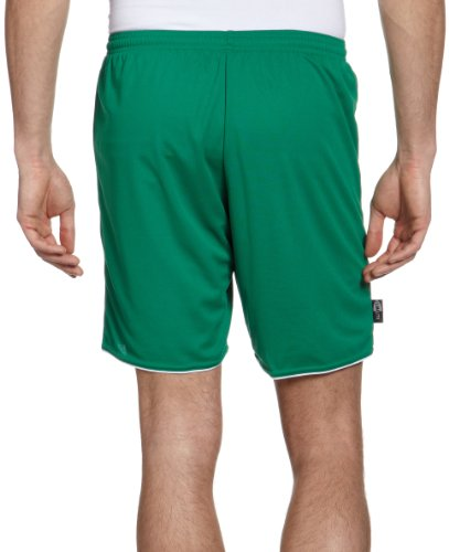 adidas Herren Shorts Parma II WB Twilight Green/White
